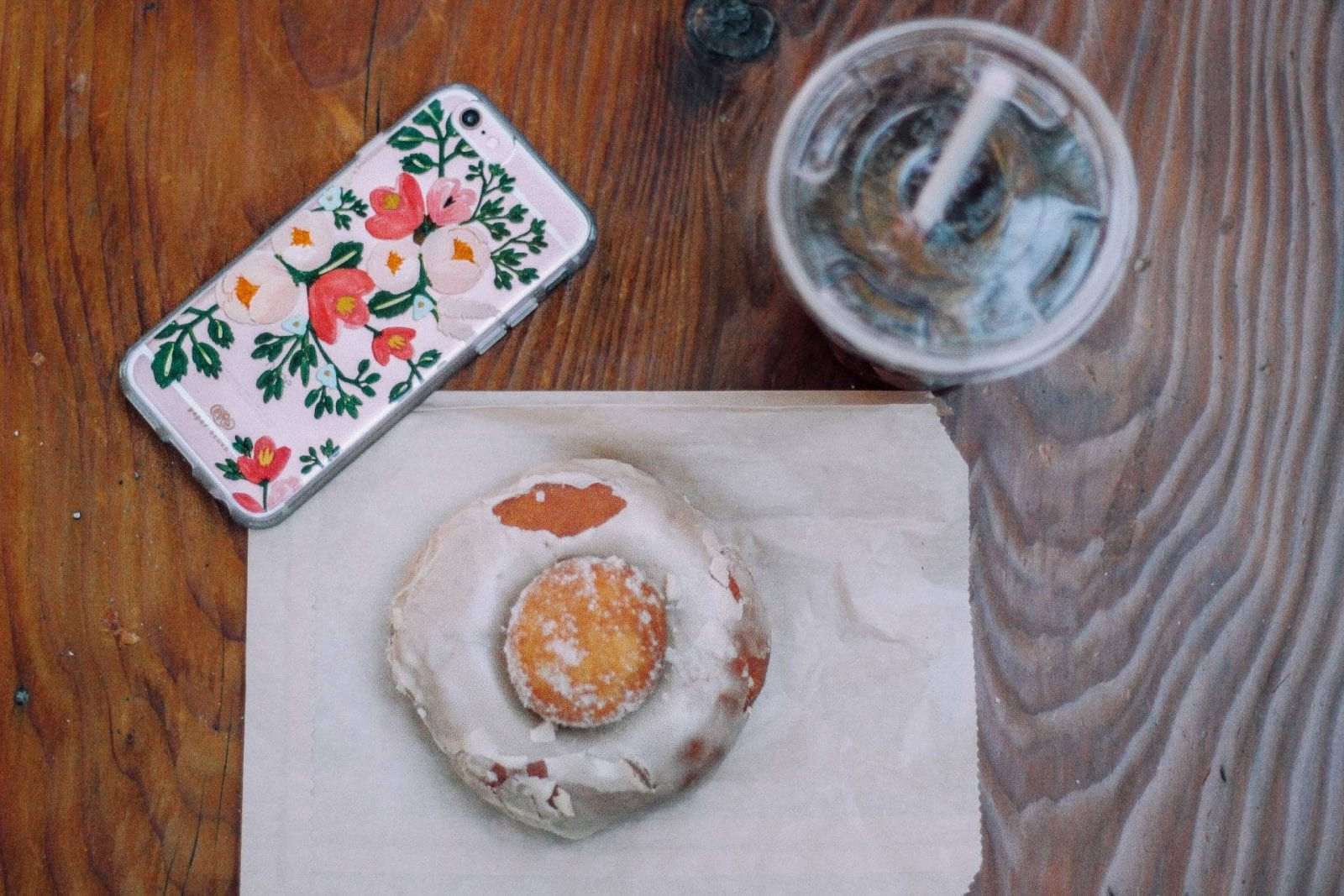 Big Sur Bakery Donut