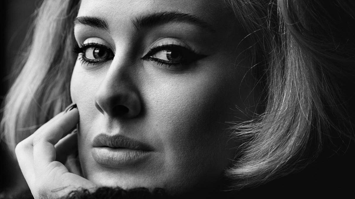 Adele for i-D Magazine by Alasdair McLellan