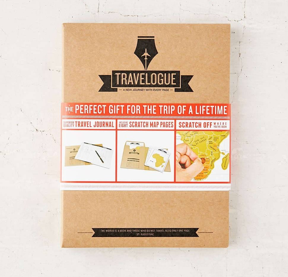 Urban Outfitters Interactive Travel Journal