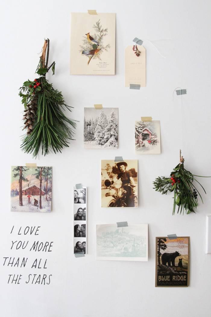 Holiday Wall Inspiration