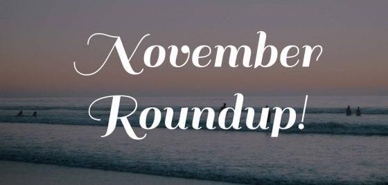 November Roundup 2015