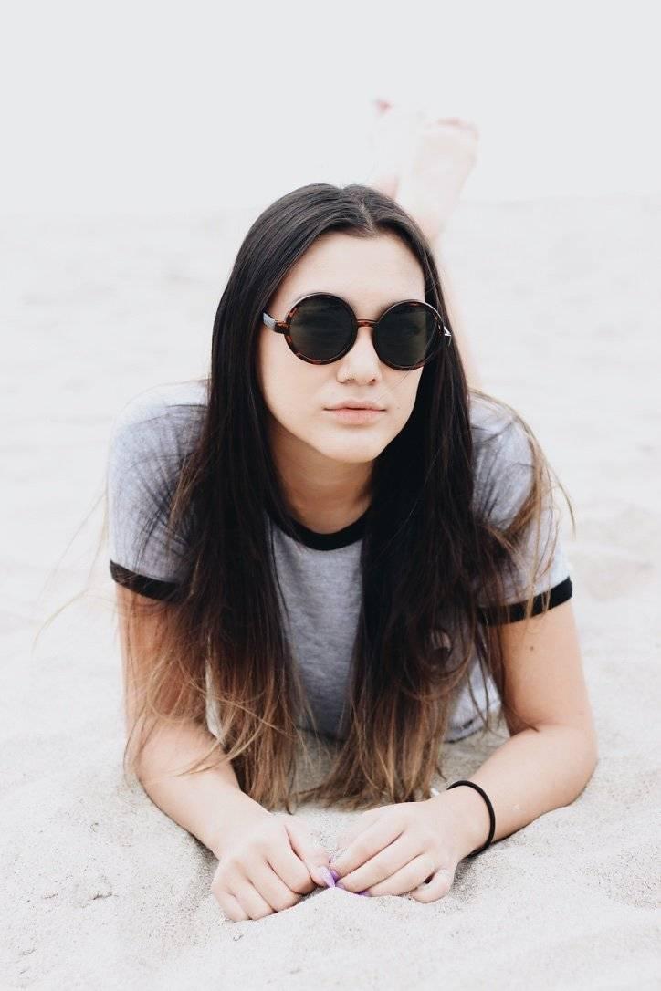 Rachel in Santa Cruz