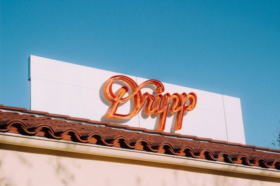 Dripp Coffee in Fullerton, CA