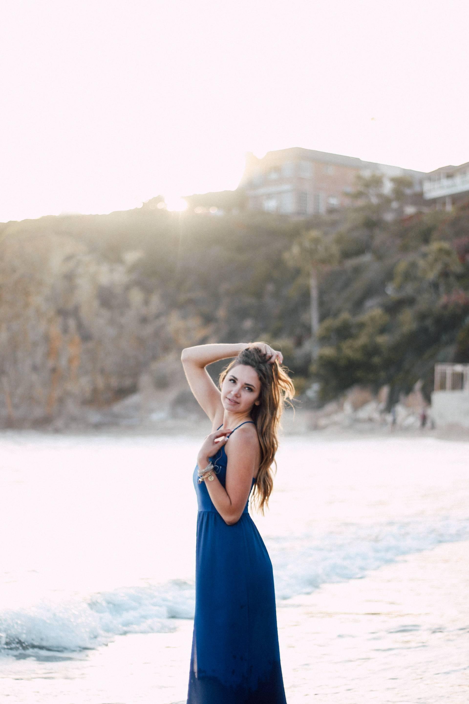 Laguna Beach Portrait Session | SarahMichiko.com