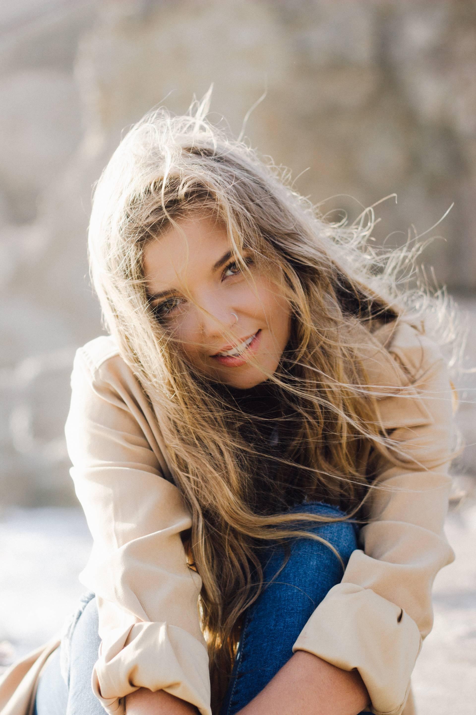 Andie Fitzgerald at Sutro Baths | SarahMichiko.com