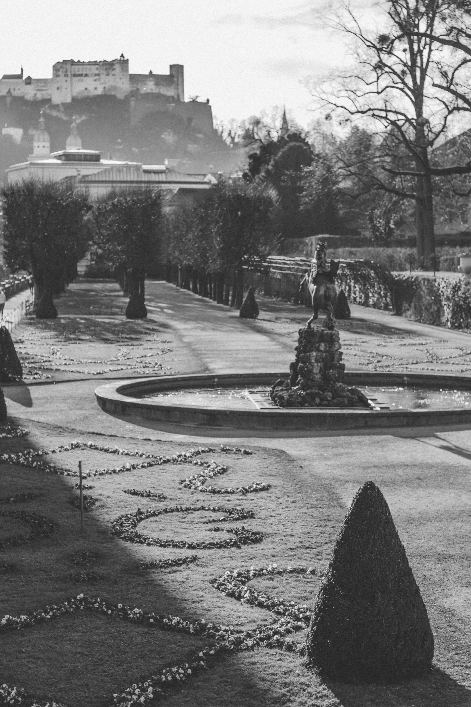 Mirabell Palace and Gardens, Salzburg, Austria