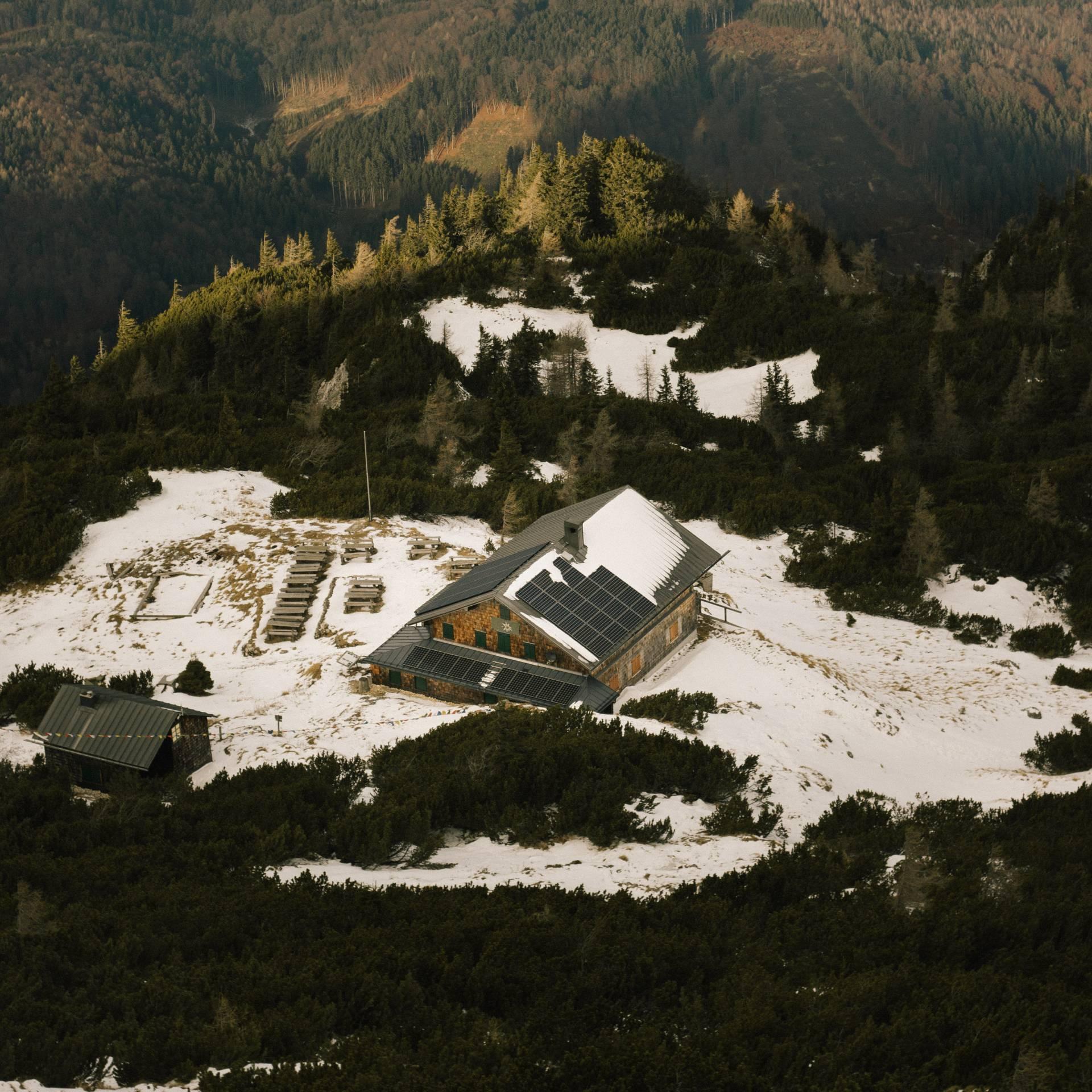 Untersberg Mountain Range in Salzburg, Austria