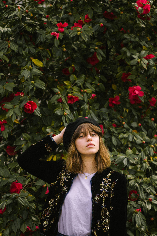 Simona: Downtown Sacramento Portraits