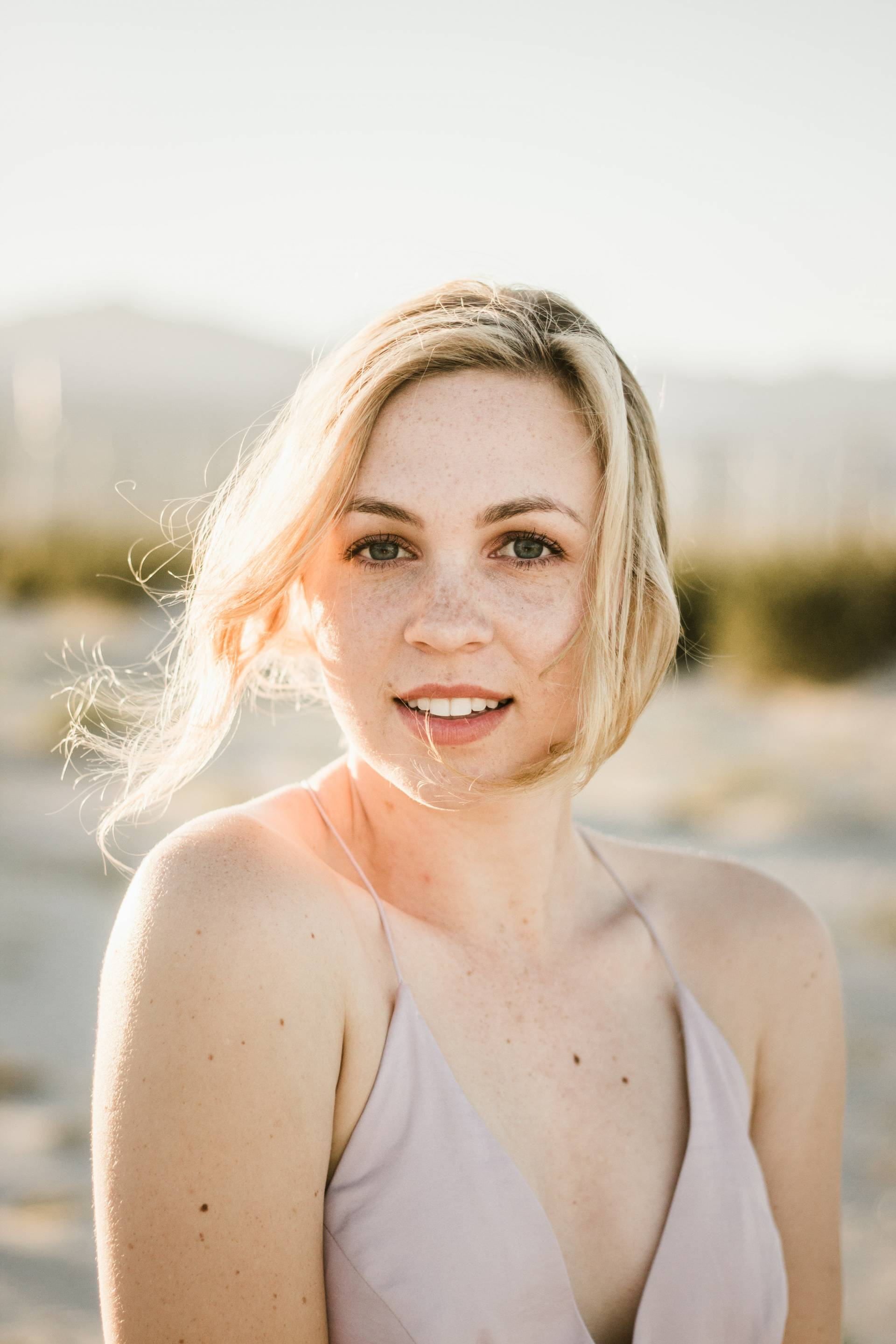 Desert Portraits in Palm Springs, California