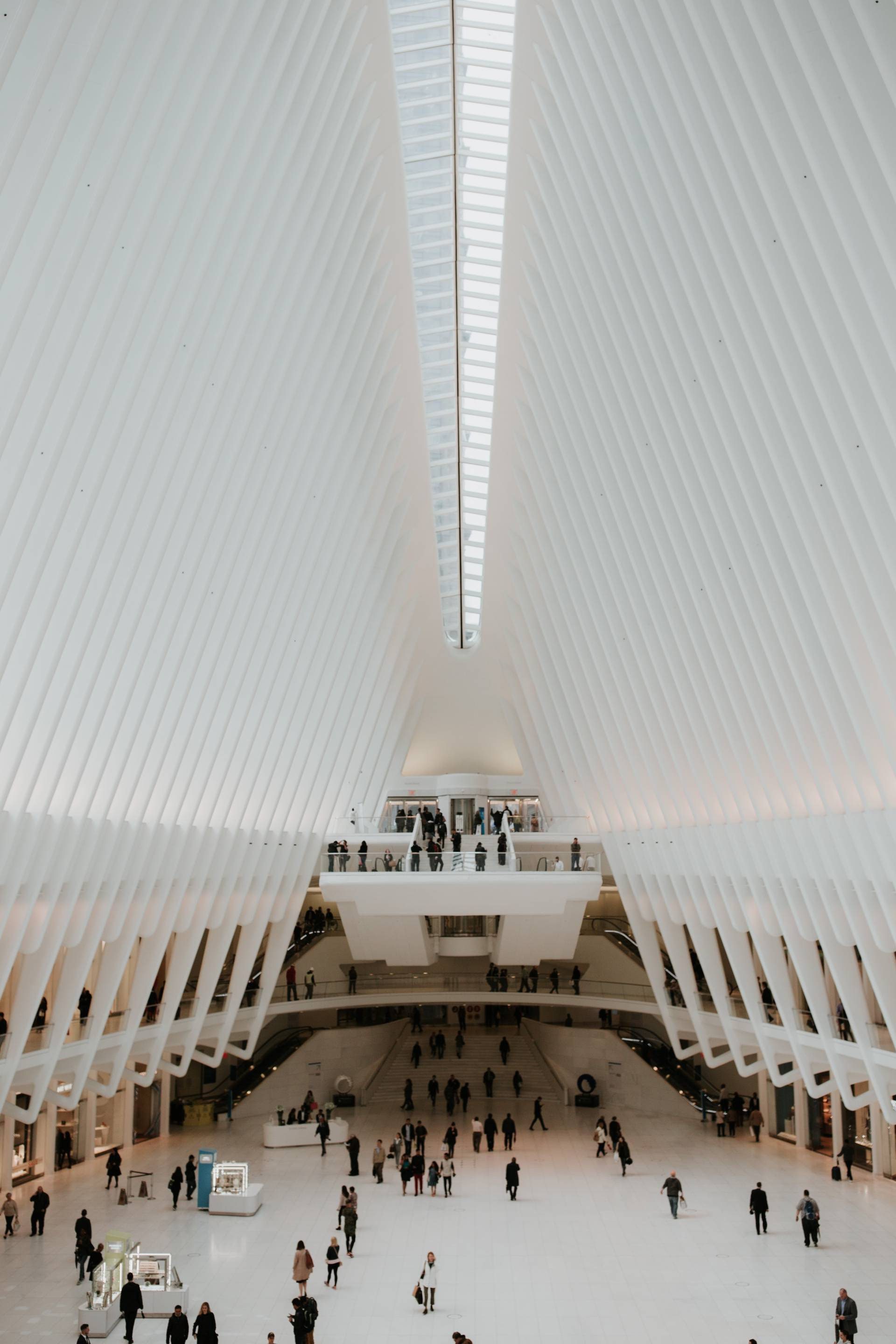 The Oculus, NYC