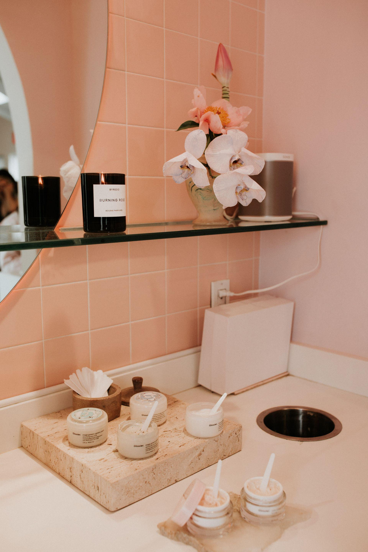 Glossier Showroom