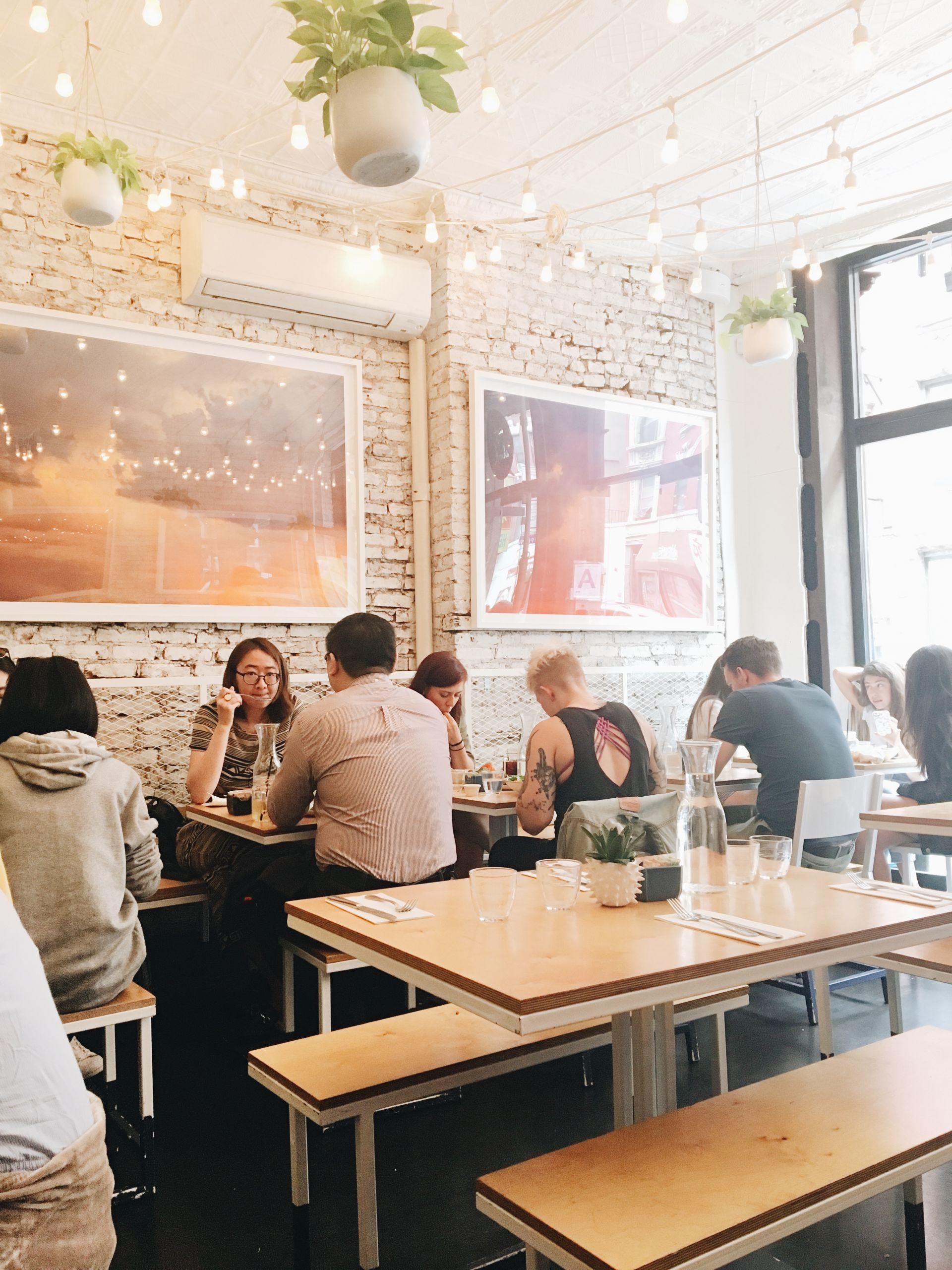 Two Hands | Where To Eat in NYC