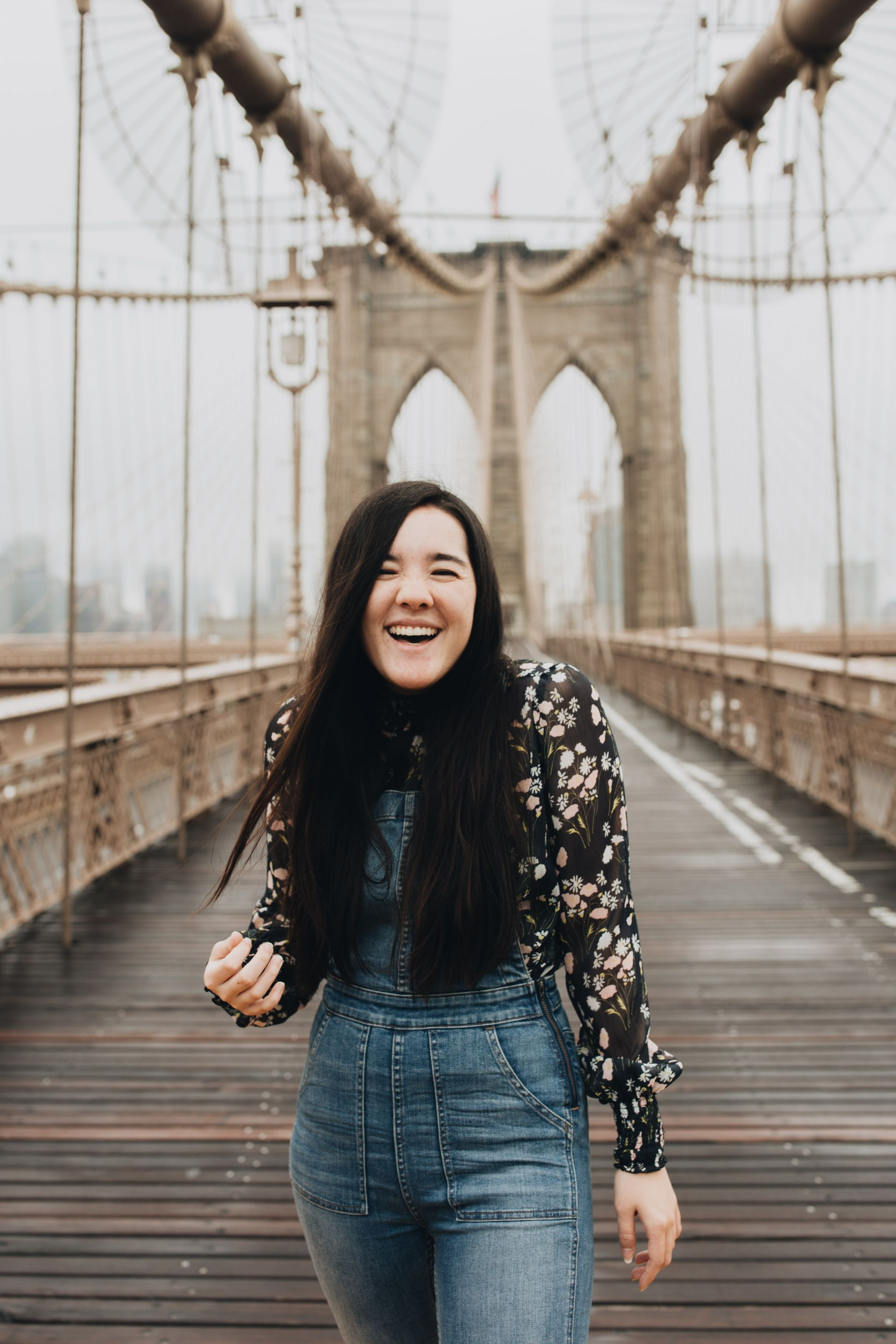 19 Things I Learned Before Turning 20 | SarahMichiko.com (brooklyn bridge, new york city)