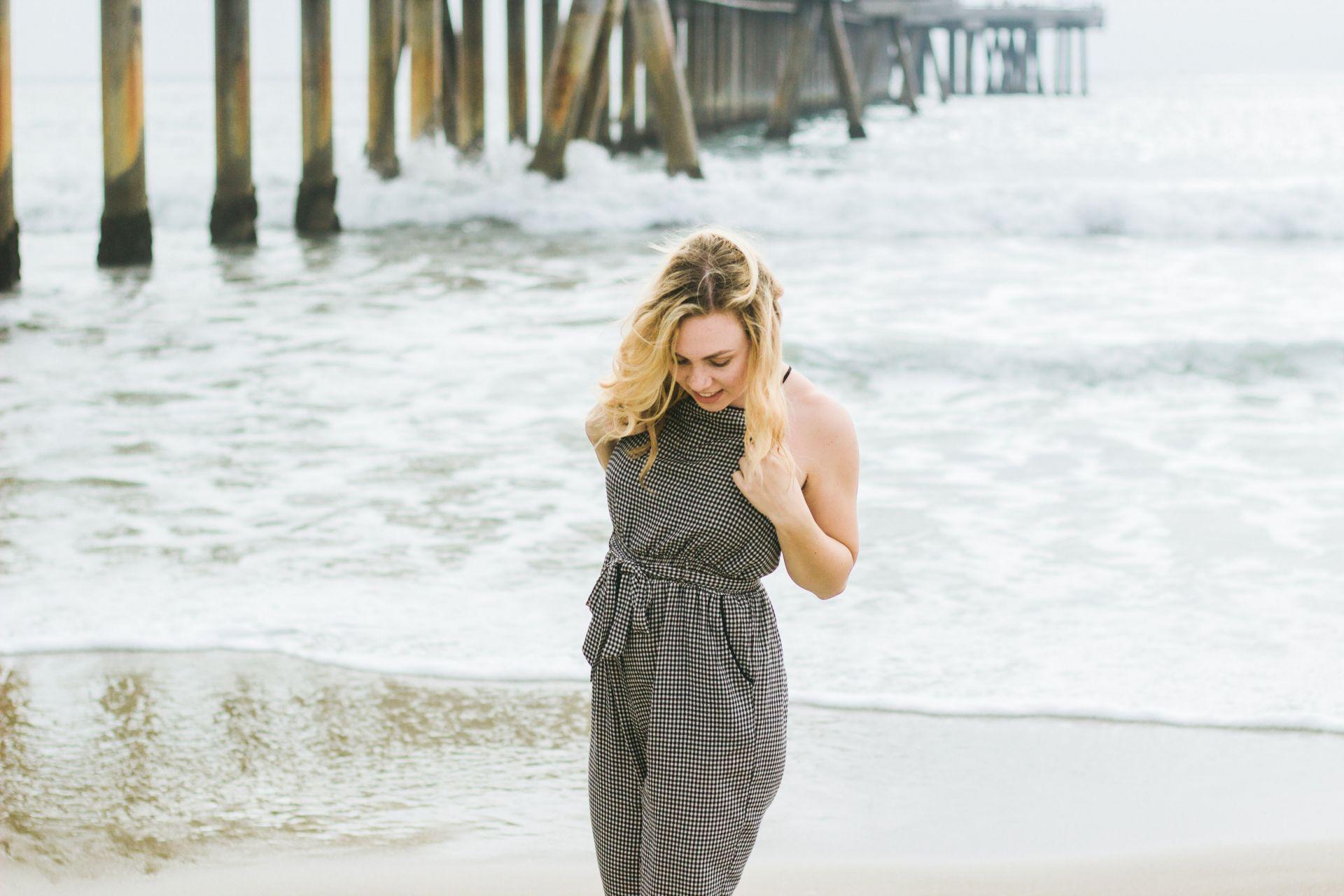 Venice Beach Portrait Photography by Sarah Akiyama