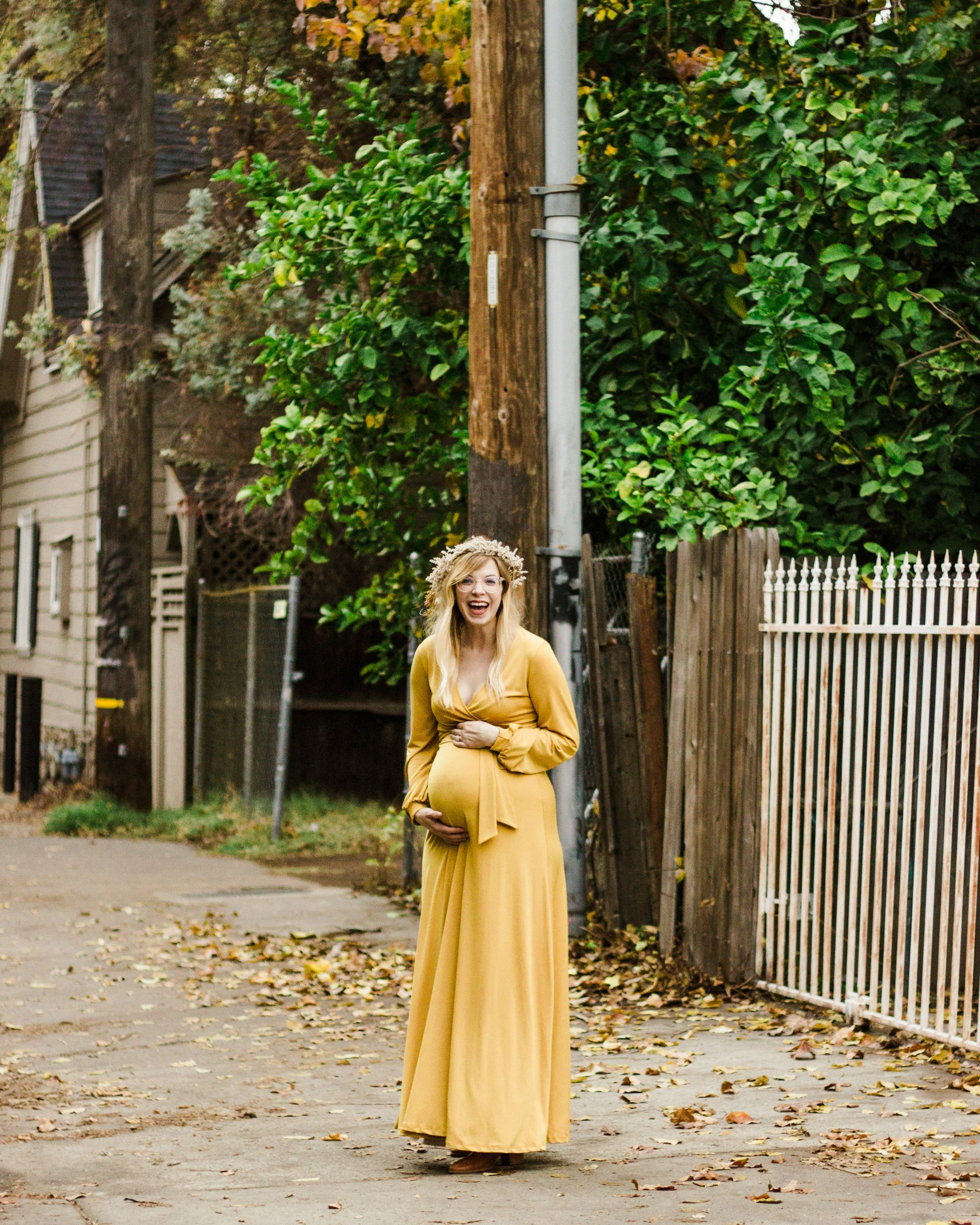 Motherhood Maternity Session with Mary of Honeywild | sarahmichiko.com