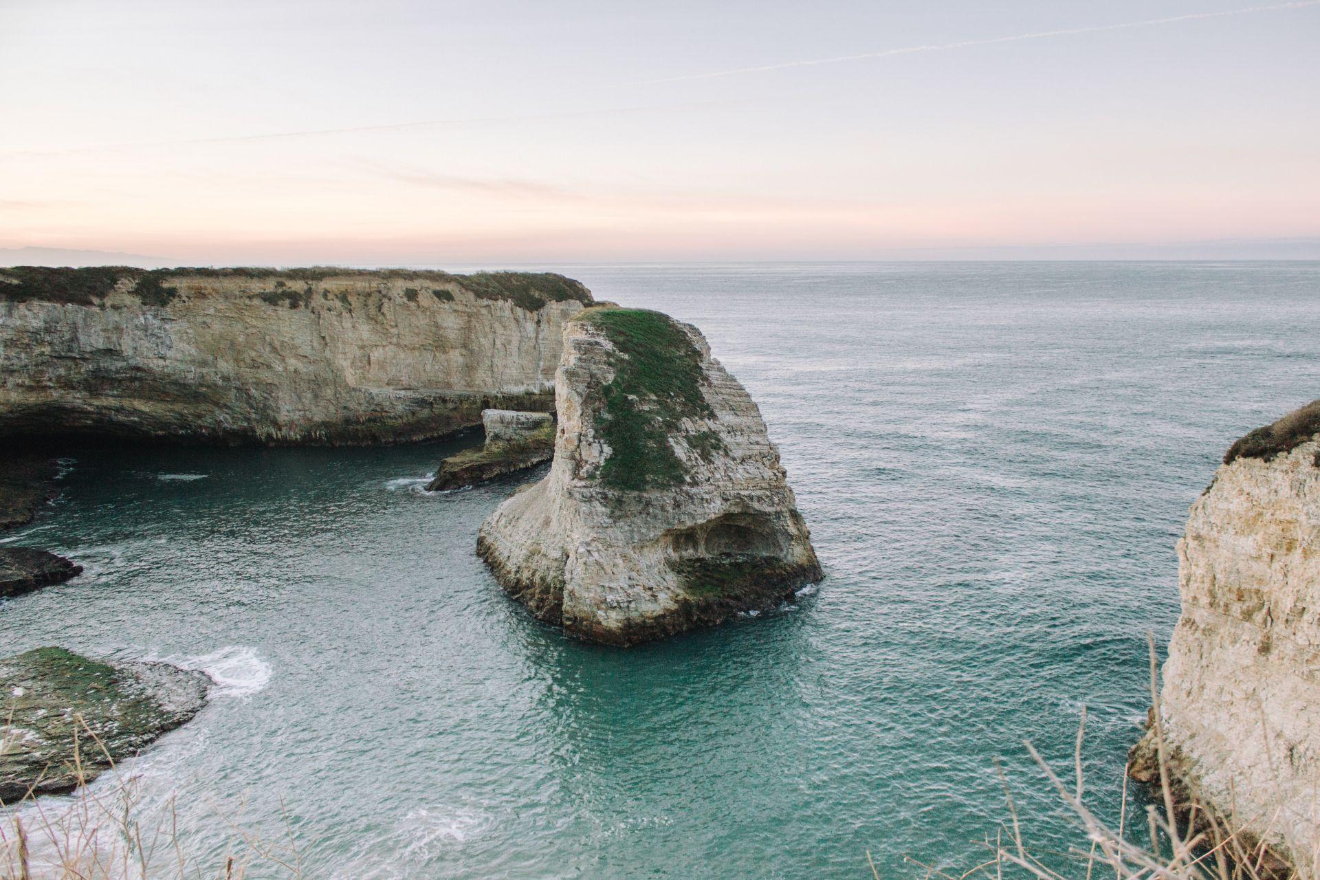how to make 2018 your best year yet | shark fin cove, davenport, california sarahmichiko.com