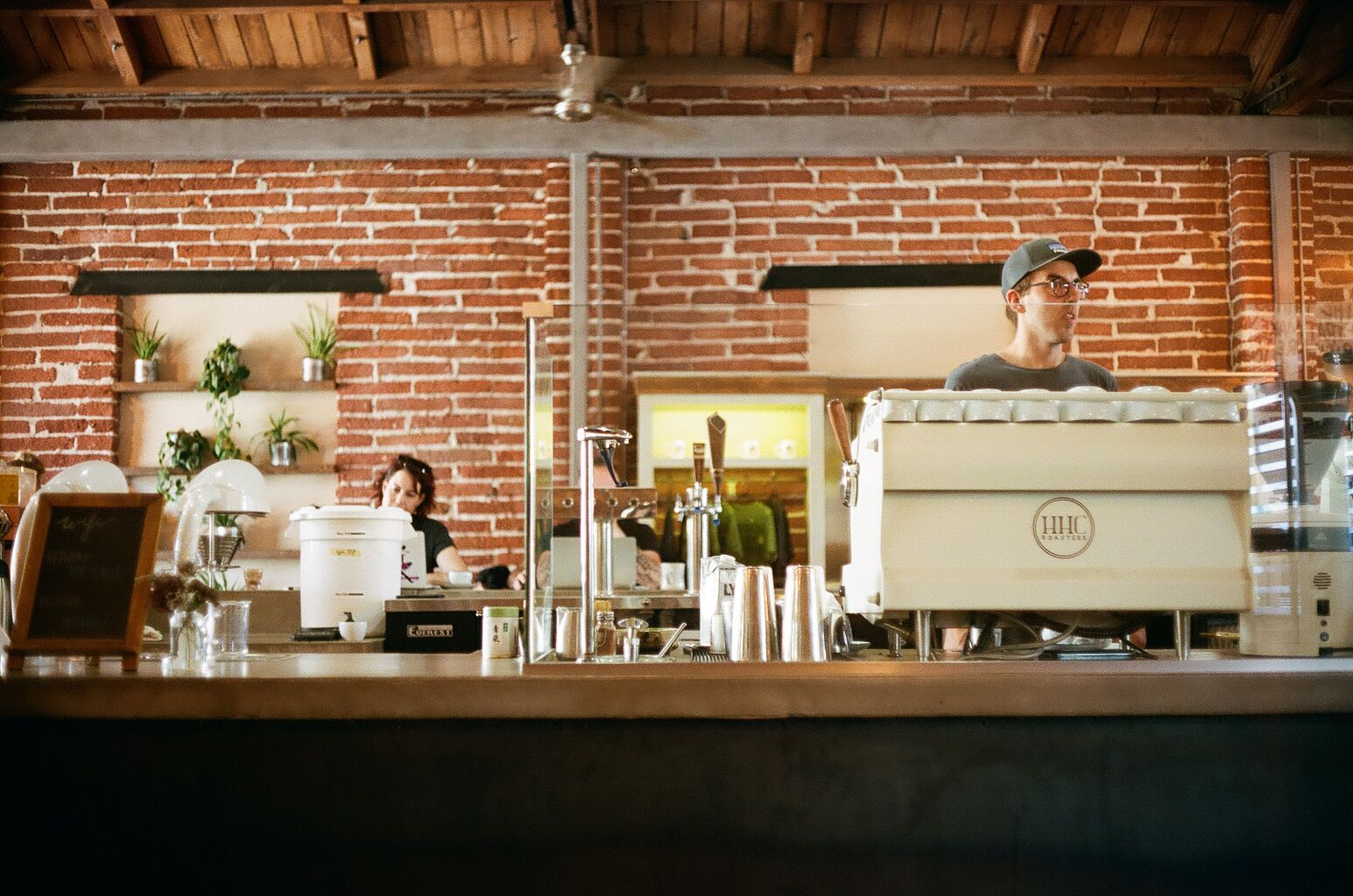 My First Roll of 35mm Film (Canonet QL17 Giii on Kodak Portra 400) | SarahMichiko.com