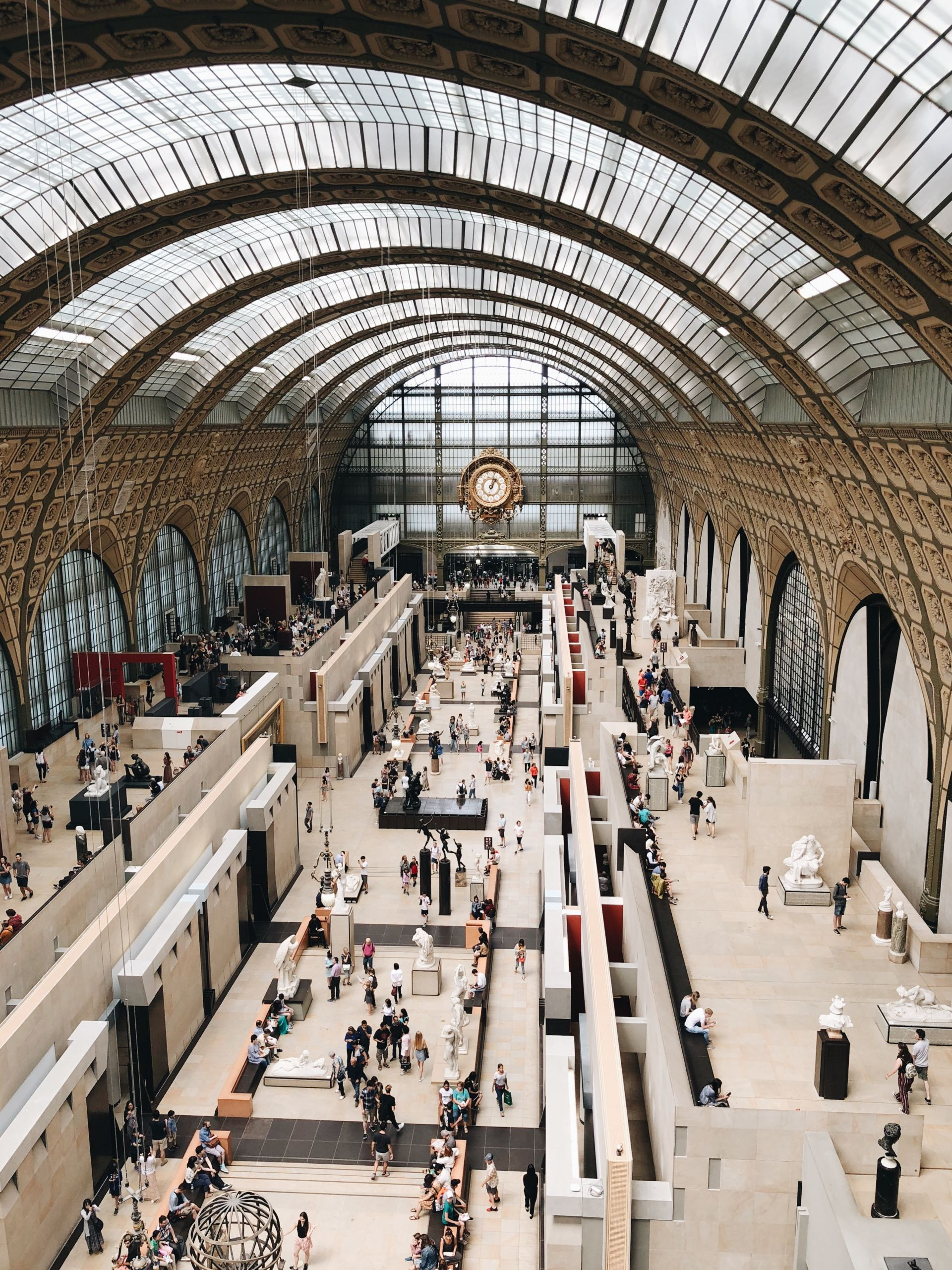 Musee d'Orsay, Paris | From Paris, With Love: The Perfect Parisian Weekend Guide (+ the cutest Airbnb!) | SarahMichiko.com