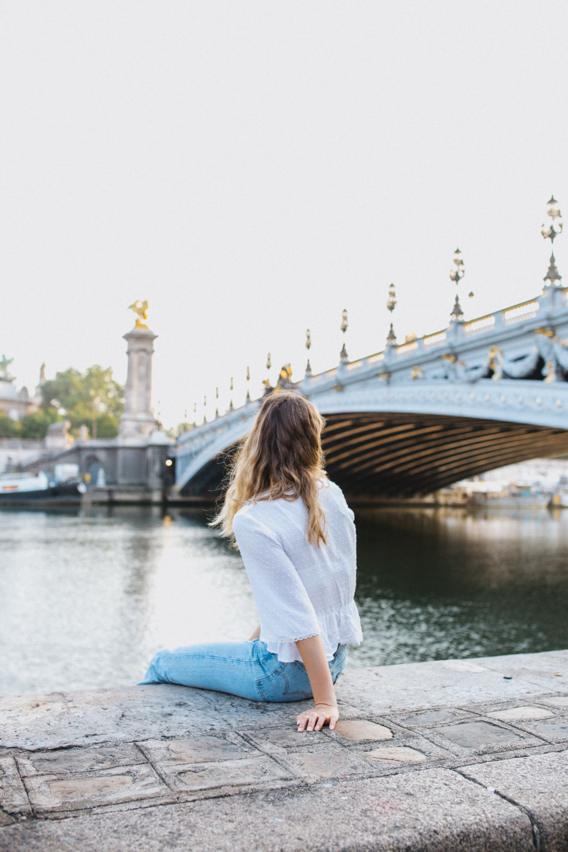 Pont Alexandre III, Paris | From Paris, With Love: The Perfect Parisian Weekend Guide (+ the cutest Airbnb!) | SarahMichiko.com