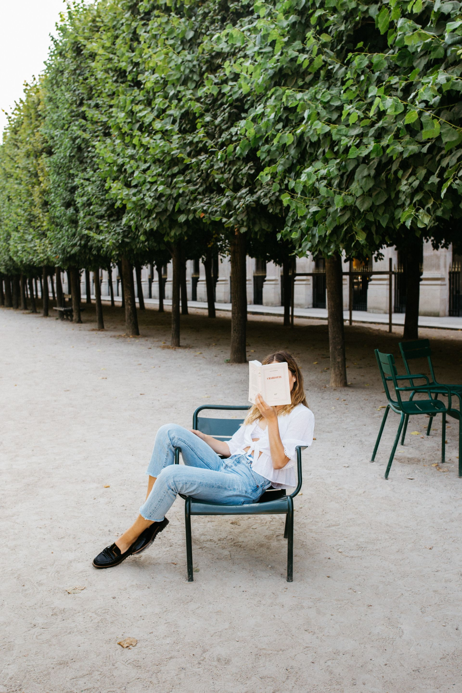 Jardin du Palais-Royal | From Paris, With Love: The Perfect Parisian Weekend Guide (+ the cutest Airbnb!) | SarahMichiko.com