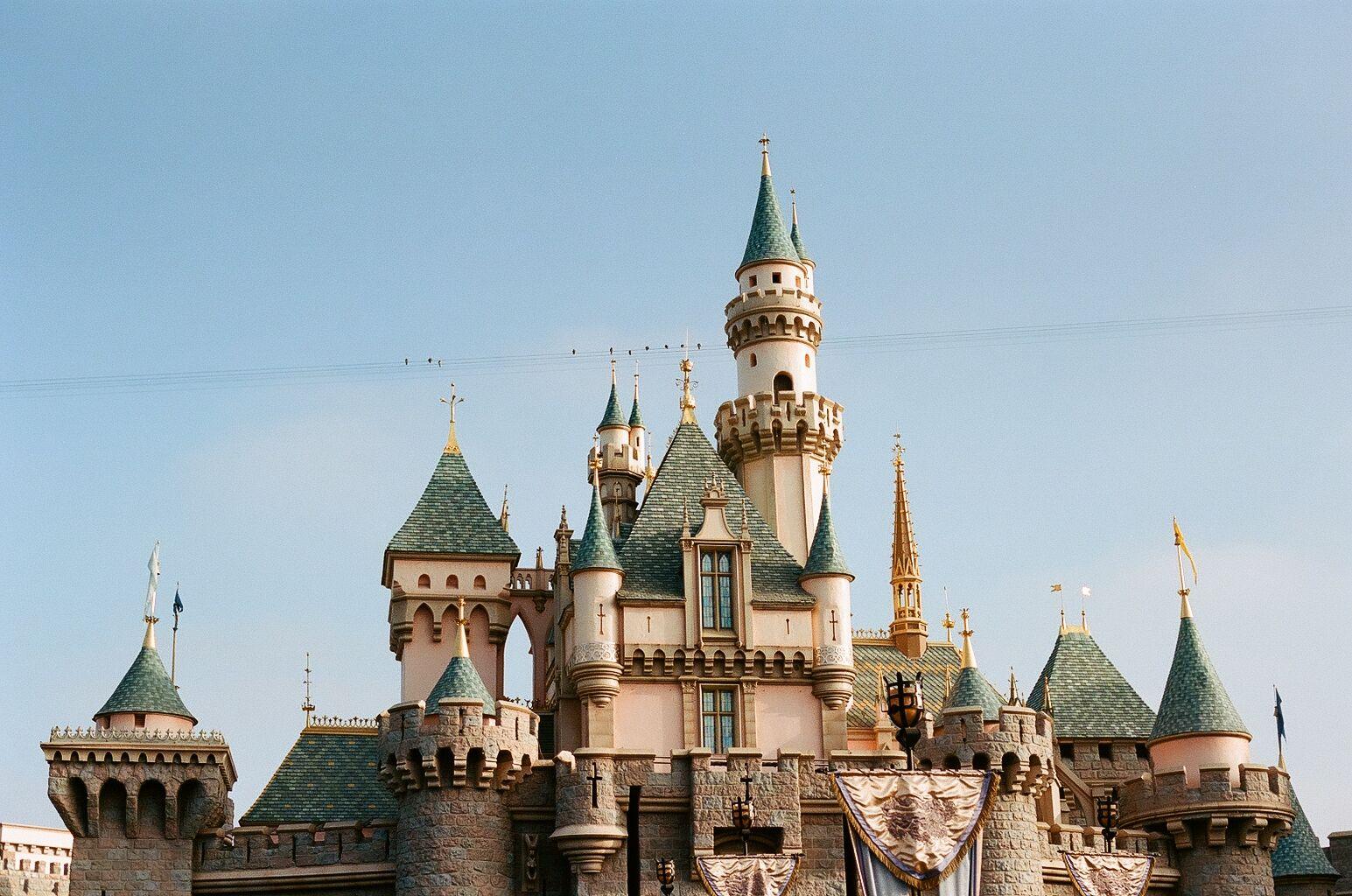 Disneyland Kodak Portra 400 35mm Film Photography | SarahMichiko.com