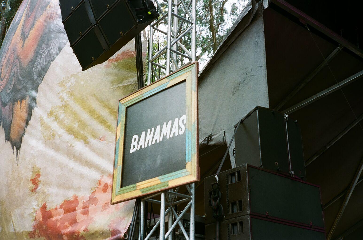 Bahamas at Outside Lands Festival in San Francisco, CA Kodak Portra 400 35mm Film Photography | SarahMichiko.com