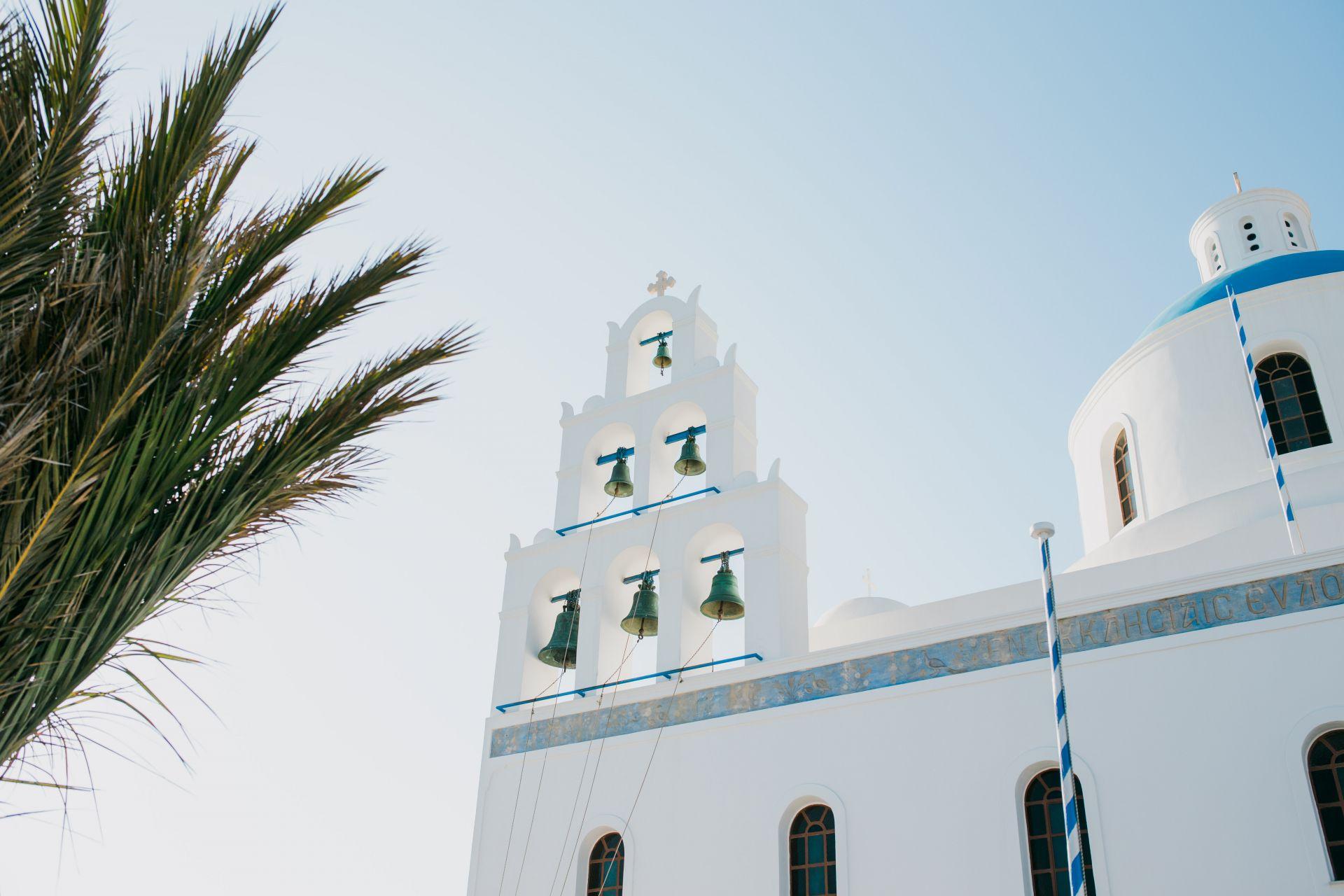 Oia, Summer in Santorini | SarahMichiko.com