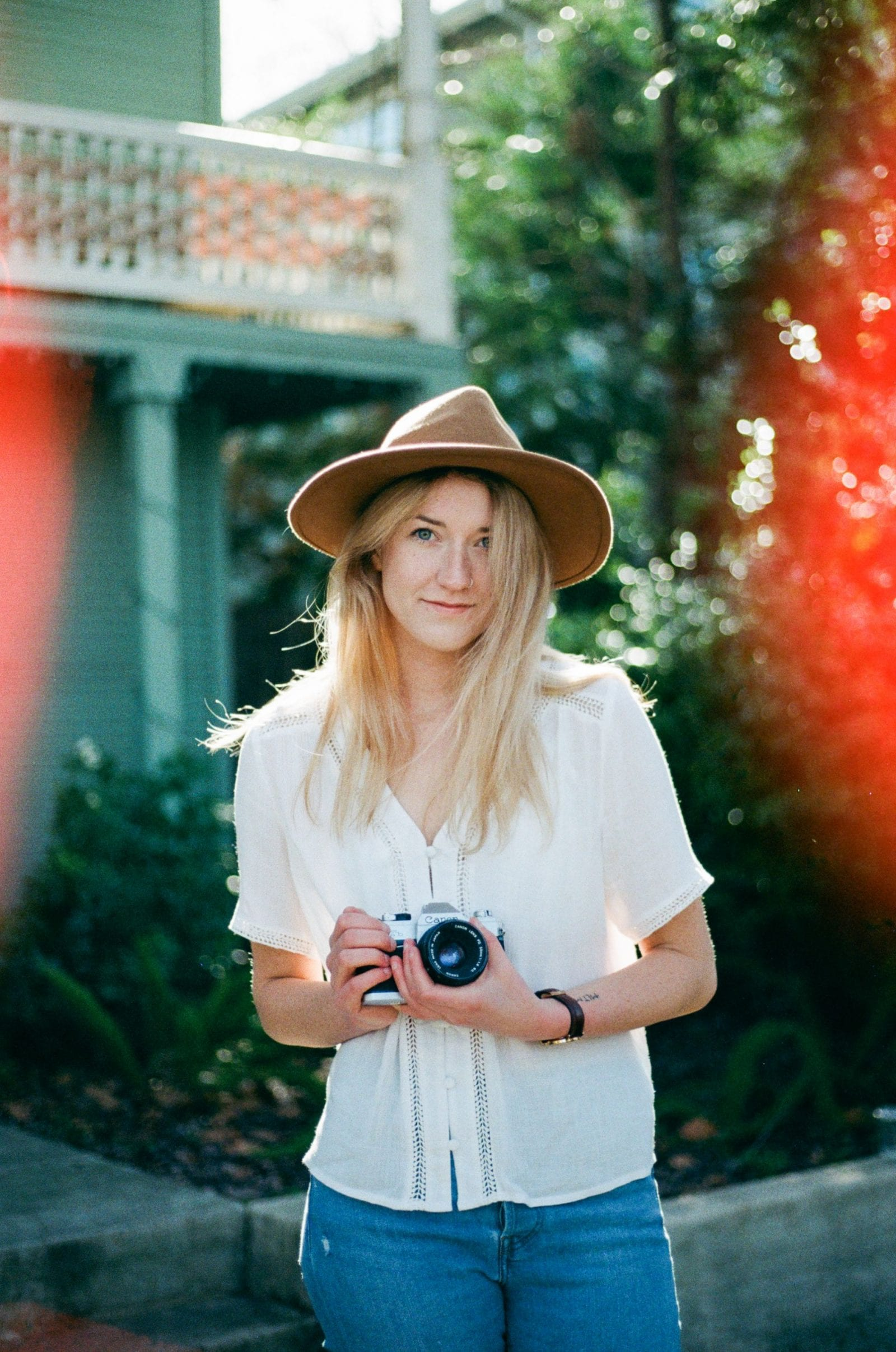 My Experience Shooting with DubbleFilm Sunstroke 200 ISO 35mm | SarahMichiko.com