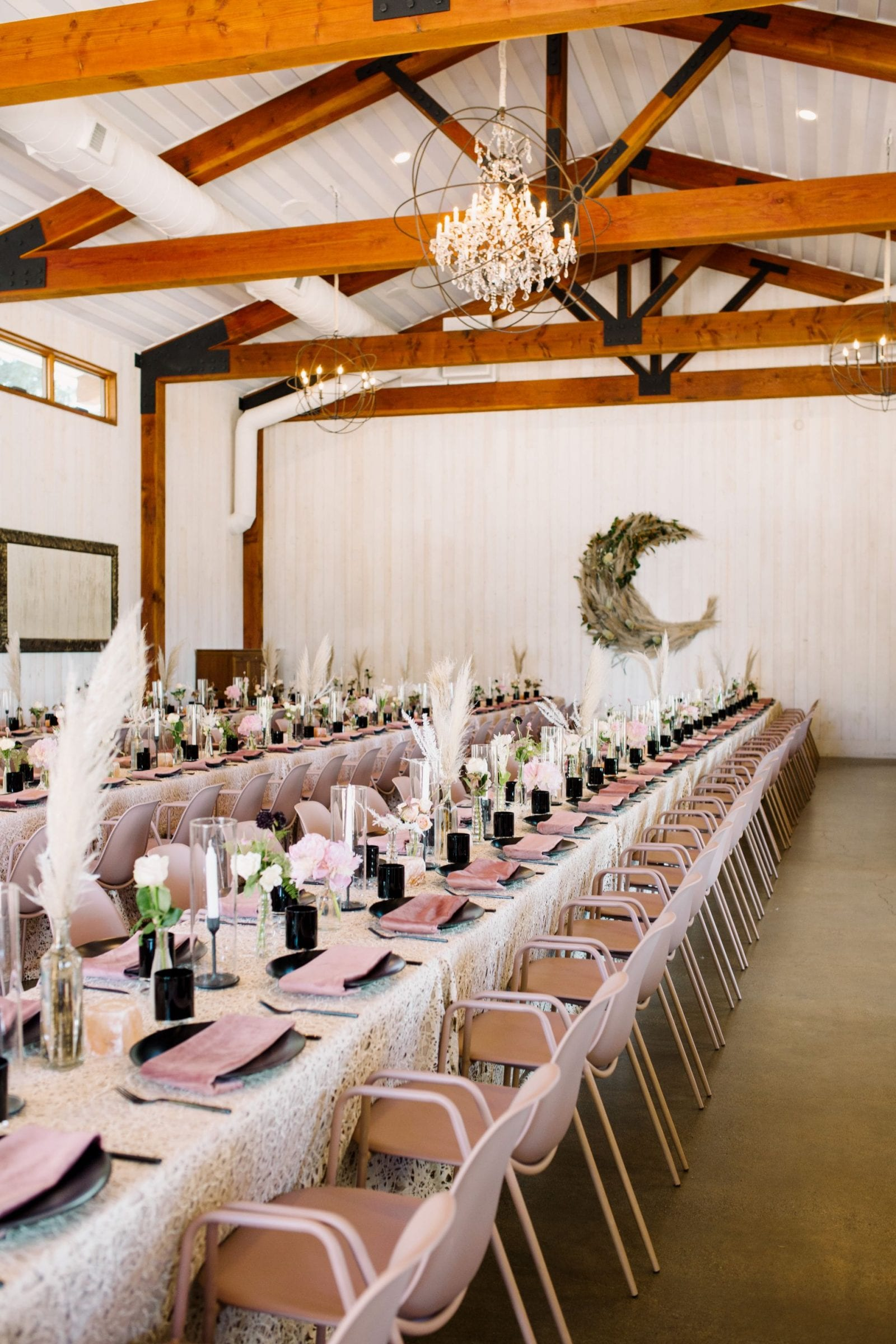 Park Winters Summerland 2019 | Installation Design | Party Inspiration | Floral Design | Tablescape | Wedding Inspiration | SarahMichiko.com