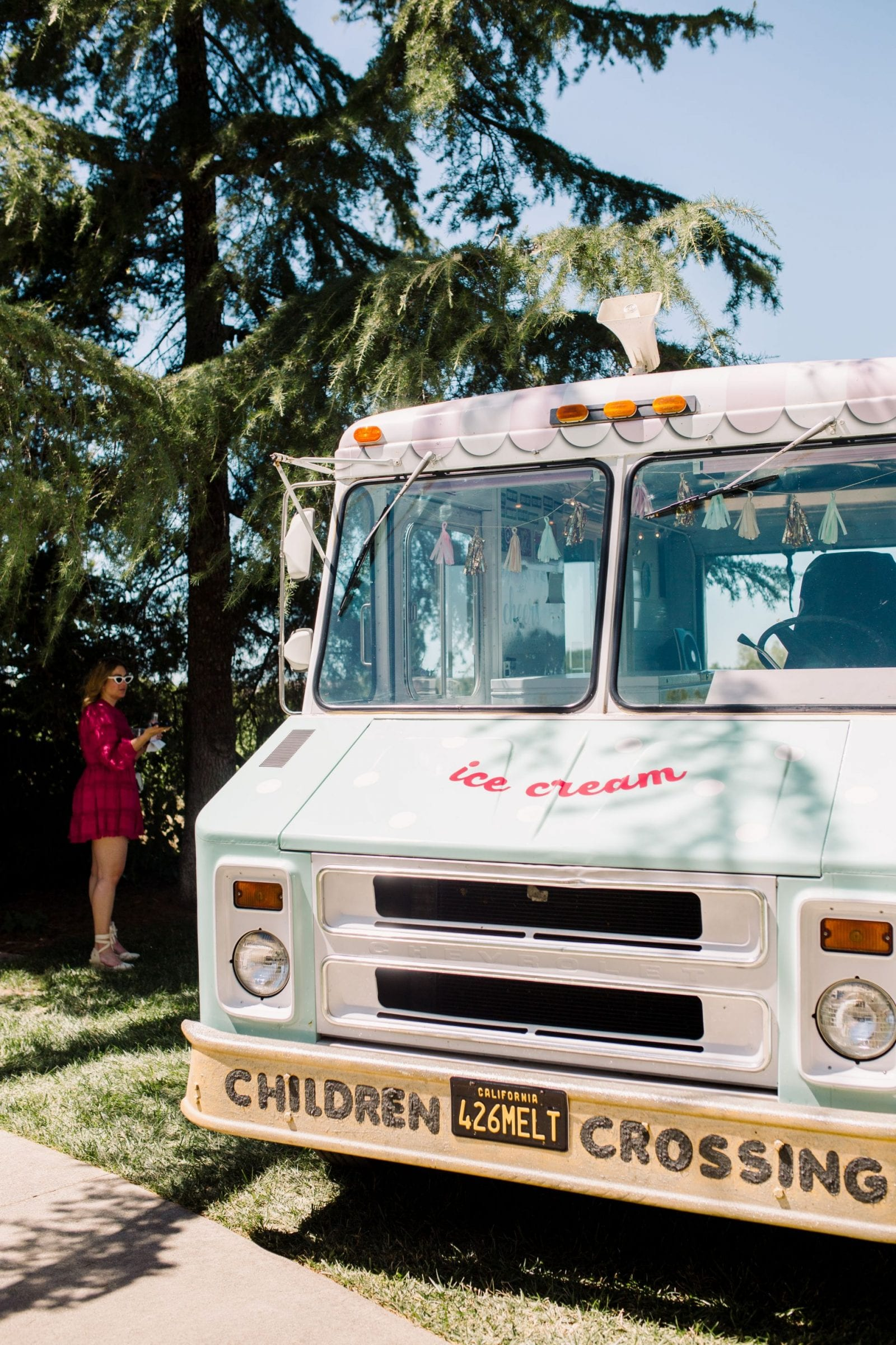 Park Winters Summerland 2019 | Installation Design | Summer Pool Party Inspiration | Ice Cream Truck | Wedding Inspiration | SarahMichiko.com