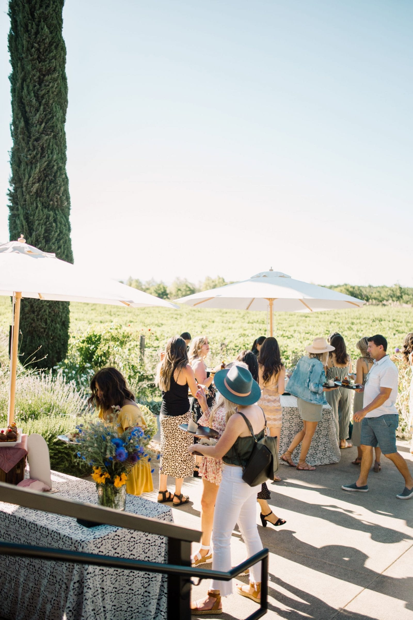 Park Winters Summerland 2019 | Northern California Wedding Event Venue | Summer Pool Party Inspiration | SarahMichiko.com