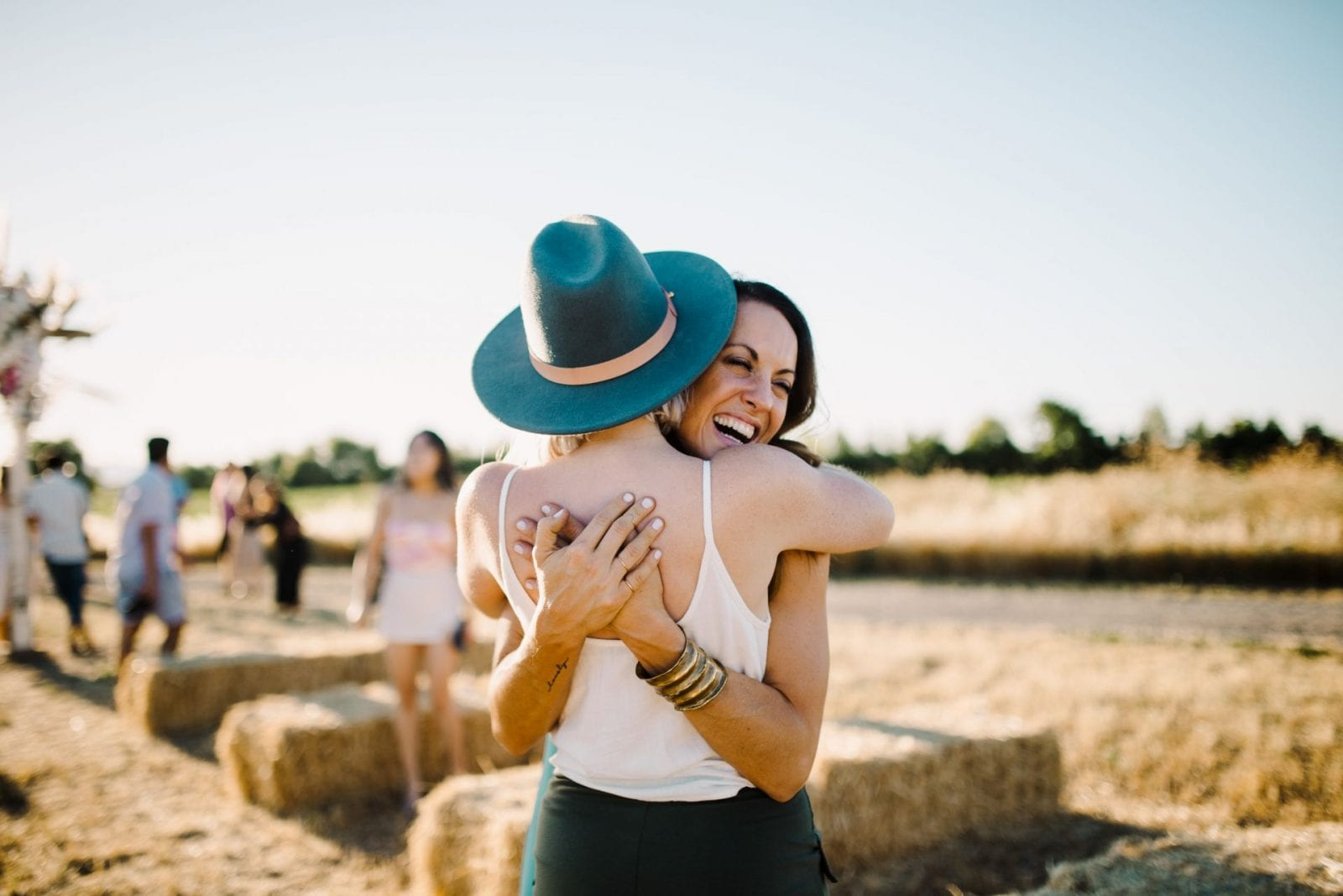 Park Winters Summerland 2019 | Northern California Wedding Event Venue | Summer Sunset Party Inspiration | Fashion Blogger Outfit | SarahMichiko.com